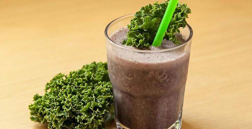 BodyElite-Kale-Blueberry-Smoothie